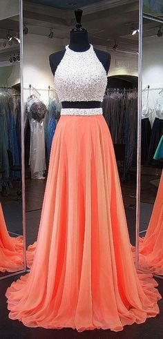 Two Pieces Prom Dress , Beaded Prom Dresses,Graduation Party Dresses, Prom Dresses For Teens sold by BBTrending. Shop more products from BBTrending on Storenvy, the home of independent small businesses all over the world.