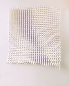 {art | at the gallery : paper sculptures by matt shlian} by {this is glamorous}, via Flickr