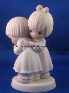 That's What Friends Are For - Precious Moment Figurine