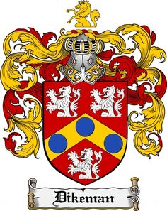 Toohey Coat of Arms Irish Family Crest
