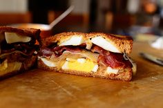 Ultimate Grilled Cheese Sandwich with Hard Boiled Eggs Prep Time: 5 Minutes Cook Time: 30 Minutes Difficulty: Easy Servings: 2  Print Recipe Ingredients 1 Tablesp...