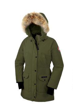 Canada Goose down sale fake - CANADA GOOSE TRILLIUM KHAKI PARKA | Clothes | Pinterest | Parkas ...