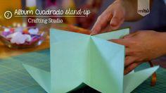 Mini Album Cuadrado Stand-up // Episodio 2: Crafting Studio