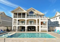 Twiddy Outer Banks Vacation Home - Harry's Harbor - Corolla - Oceanfront - 12 Bedrooms