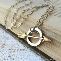 Order of the Arrow Necklace, God I love Scouts!!