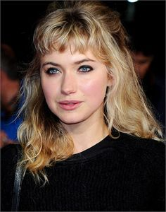 Imogen Poots must try | All Things Hair | Pinterest ...