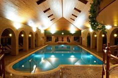 Clarice House Spa Day for 2 & 6 Treatments