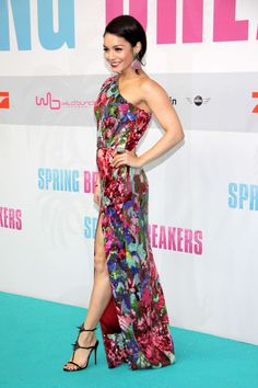 Vanessa Hudgens - Spring Breakers Premiere in Berlin