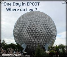 Best Restaurants in Epcot - so many options, how do you choose?
