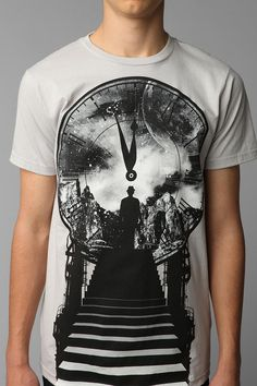 Only Time Tee #UrbanOutfitters