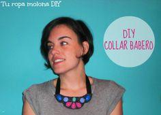 Diy: Como Hacer Un Collar Babero