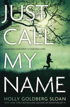 Just Call My Name by Holly Goldberg Sloan - The happily-ever-after that teenagers Sam and Emily envisioned for themselves is turned on its head when Sam's unstable father makes a jailbreak and comes after his sons and Emily for revenge.