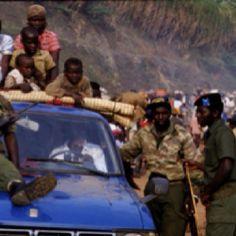 Rwanda 1994 Not everyone has to fit inside the truck