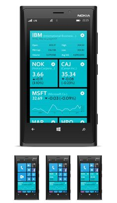 Windows Phone 8 Tile