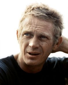 Steve McQueen, need I have typed that in as he is only one of the coolest movie icons in the world!