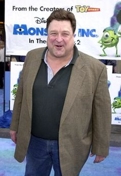 """John Goodman Love!!!!!!!!!!!!!! is almost well not quite like """"cooking with geoff"""" love but still . . ."""