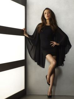 series-fanatic:    Maggie Q at Nikita