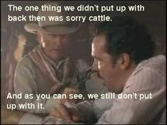 If Gus McCrae were a team roper today...