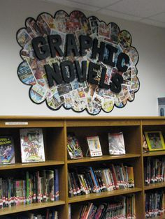 Image result for new arrivals library sign