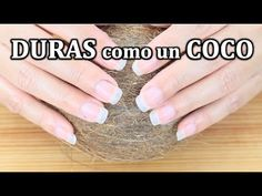 Manicure Y Pedicure, Tea Benefits, Tips Belleza, Natural Nails, Nail Art, Beauty, Delaware, Youtube, Skincare Routine