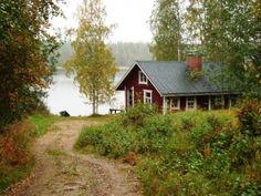Loch Cabin rental in Kalmari