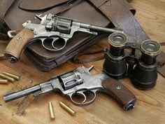 maxgromov: The Nagant M1895 Revolver
