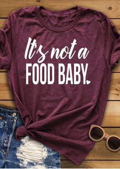 Funny Pregnancy Announcement - Pregnancy Humor, It's not a food baby Tee, Pregna. - Funny Pregnancy Announcement – Pregnancy Humor, It's not a food baby Tee, Pregnancy Photo Prop - Pregnancy Gifts, Pregnancy Humor, Pregnancy Outfits, Pregnancy Info, Pregnancy Belly, Announce Pregnancy, Pregnancy Classes, Pregnancy Timeline, Pregnancy Calendar