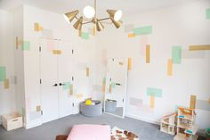 Take an economical approach to decorating your child's room with these DIY decorating ideas. http://www.homeinspiration.co.nz/bedroom/bedroom-decor/2015/11/27/7-budget-friendly-ideas-for-kids-bedrooms/