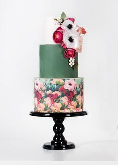 Cake Basics: How to Make (and Use!) Piping Gel