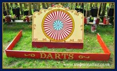 www.traditionalfair.co.uk - Vintage Fairground/Fete Games