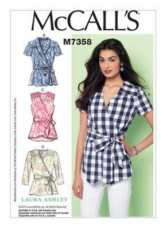 M7358 | McCall's Patterns                                                                                                                                                                                 More