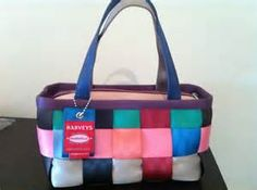 Harveys Seatbelt Bag Limited Edition - paint by numbers