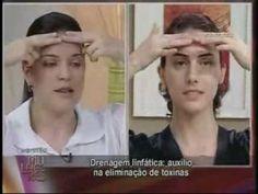 Drenagem facial caseira
