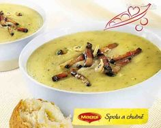 Hrachová polievka so slaninou Soups And Stews, Cheeseburger Chowder, Ham, Food And Drink, Chicken, Cooking, Decor, Baking Center, Decoration