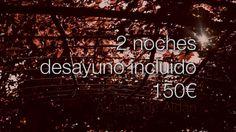 Llega la calma del otoño a Aldán y queremos que vengas sin prisa. 2 noches con desayuno incluido por 150€ (IVA inc) Válido hasta 21 de diciembre de 2013