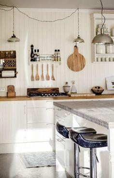 Open Spaces #homedecor #kitchens
