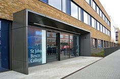High performance glass and an excellent value engineering approach from GLASSOLUTIONS has played a major part in the delivery of the St John Bosco College and Wandsworth Residential Surrey Lane scheme, a sustainable college and Code level 4 and 5 housing development in the London Borough of Wandsworth.