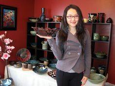 Ning's Pottery - Handmade pottery - Home http://ningspottery.weebly.com/