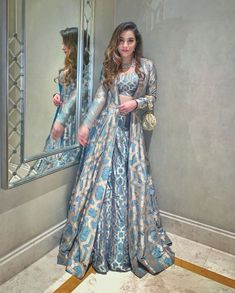 Pernia Qureshi's Wedding Outfits + What Her Famous Guests Wore To The Wedding - Wedding Outfit Mehendi Outfits, Indian Bridal Outfits, Pakistani Bridal Dresses, Pakistani Dress Design, Bridal Anarkali Suits, Punjabi Wedding, Designer Party Wear Dresses, Kurti Designs Party Wear, Lehenga Designs