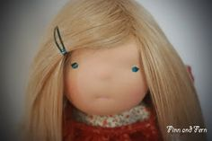 Finn and Fern: Making a Wefted Wig with a Sewing Machine