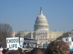 March for Life in Washington D.C., I would love to do his again. A very uplifting experience! Hard to believe its been 20 years since I was there...