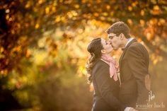 Engagement session at Haley's Farm