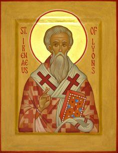 St. Irenaeos of Lyons