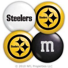 Pittsburgh Steelers M'S Candies