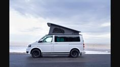 Vw California T6 Coast candy white Vw California T6, Camper Ideas, T5, Coast, Candy, Sweets, Candy Bars, Chocolates