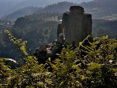 The Peneda-Geres National Park is situated in the north of Portugal in the Minho province adjacent to the Spanish border. The area is principally granitic and mountainous - Portugal
