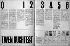 Willy Fleckhaus magazine Twen