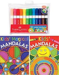 Kids' Magical Mandala Set