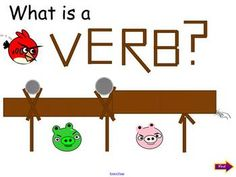 Reinforce action verbs and naming words with this file based on Angry Birds. Ten pages of activities will provide your students with an excellent r...