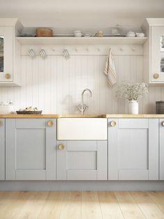 Laura Ashley Kitchen, Whitby Kitchen, Traditional Kitchen Decor, Kitchen design